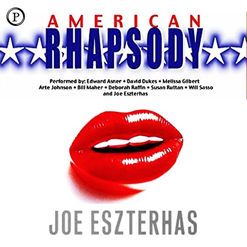 American Rhapsody audiobook cover art