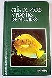 Guía de peces y plantas de acuario