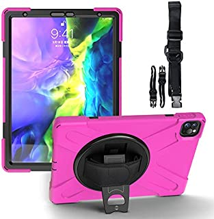 iPad Pro 11 2020 Case/2018 Case Shockproof Rugged Kickstand Protective Full Protection Case for Apple Release 2nd Generati...