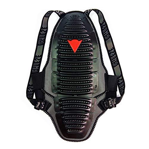 TZTED Protector de Espalda Moto, protección para esquí de Fondo, protección de esquí, Espalda para Moto, BMX, esquí y Snowboard