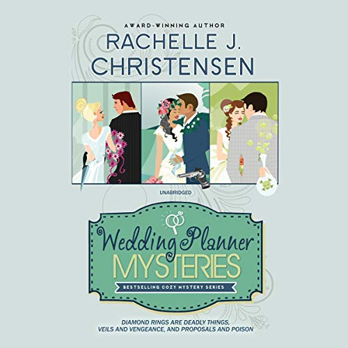The Wedding Planner Mysteries Box Set audiobook cover art