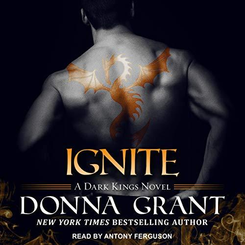 Page de couverture de Ignite