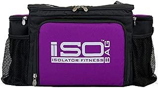 Isobag 6 - Sistema de gestión de comidas Purple/Black