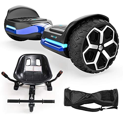 Magic hover Hoverboard Off Road All Terrain Self Balancing Scooter 6.5' T581...