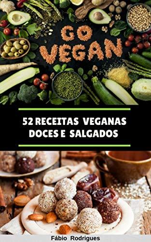 52 Receitas Veganas Doces e Salgados