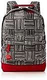 Mi-Pac Mini Backpack Print Mochila Tipo Casual, 33 cm, 10.5 litros, Scribble Red