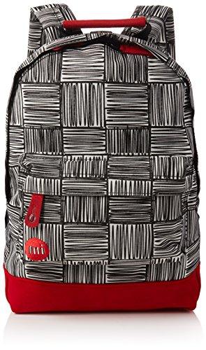 Mi-Pac Mini Backpack Casual Daypack, 33 cm, 10.5 L - Monochrome