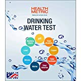 Drinking Water Test Kit for Home Tap and Well Water - Quick & Easy Testing Strips for Lead Copper Bacteria Nitrate Chlorine pH and More | Made in The USA in Line with EPA Limits [NO MAILING Required]