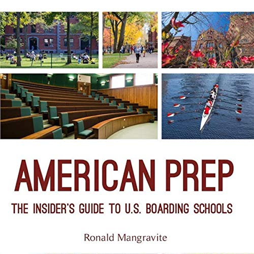 American Prep audiobook cover art
