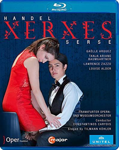 Handel: Xerxes [Various] [C Major Entertainment: 748004] [Blu-ray]