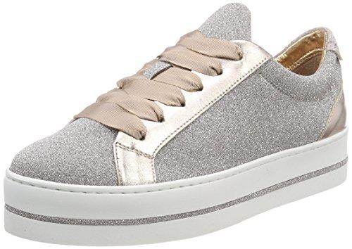 Maripe Damen 26241 Sneaker, Pink (Glitter Rosa Pallido), 39 EU