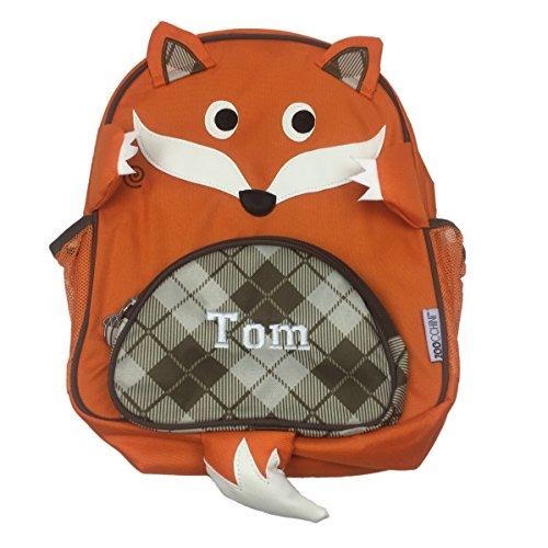 Personalizable 'Fox' mochila/mochila. Gran regalo para niños de vuelta a la escuela...