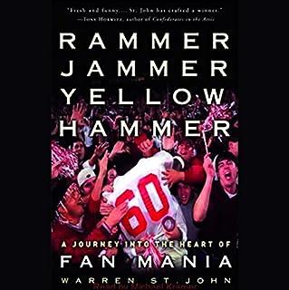 Rammer Jammer Yellow Hammer audiobook cover art