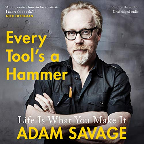 Every Tool's a Hammer cover art