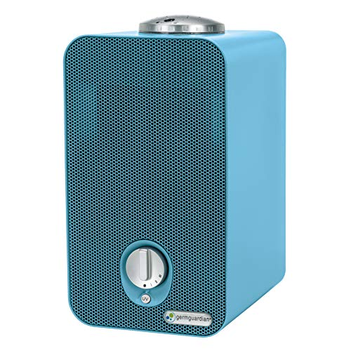 Our #6 Pick is the Germ Guardian AC4150BLCA Whole House Air Purifier