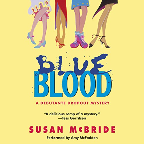Blue Blood audiobook cover art