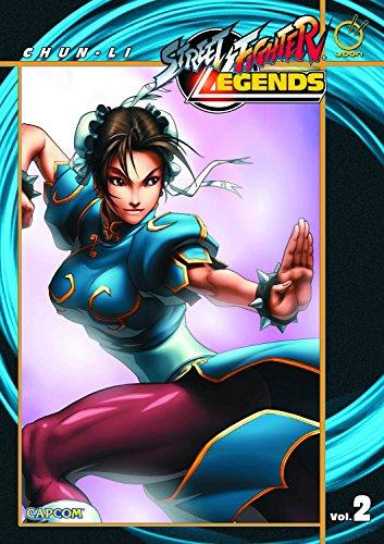 Street Fighter Legends: Chun-li (Street Fighter Legends 2)