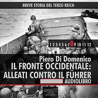 Breve storia del Terzo Reich vol. 8 copertina