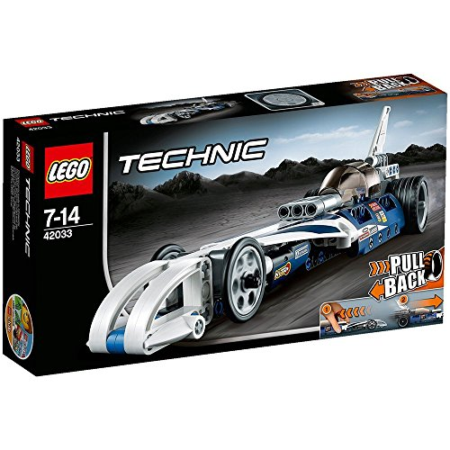 LEGO Technic 42033 - Action Raketenauto