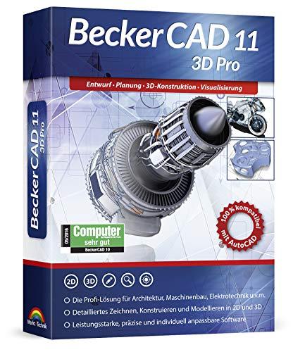 Markt+Technik -  BeckerCAD 11 3D PRO