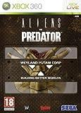 SEGA Aliens vs. Predator (Hunter Edition) - Juego (Xbox 360, Tirador, M (Maduro))