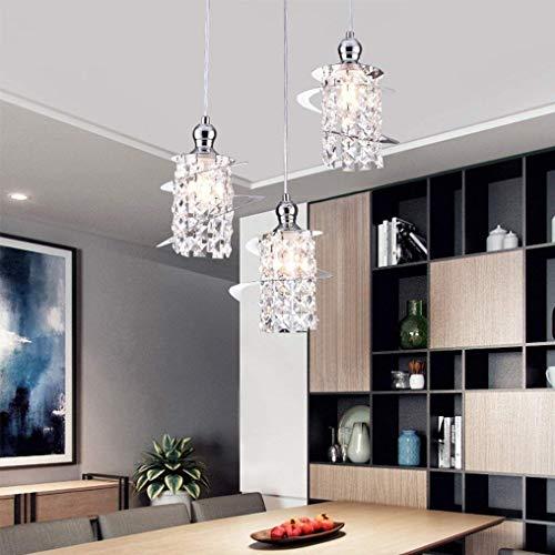 KK Gabby LED 12W Tres Moderno Creativo Decorativo Araña Cilíndrica De Acero Inoxidable De Hierro Forjado Línea De Peces Hogar Araña Araña De Moda E14