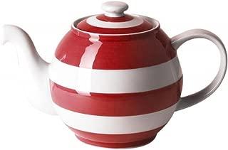 cornish blue teapot