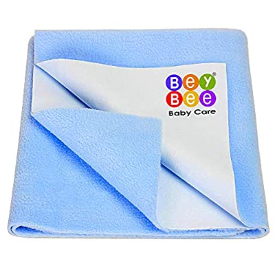 Bey Bee Premium Hypoallergenic Waterproof Mattress Pads Reusable Mat/Underpad/Absorbent Sheets/Mattress Protector/Crib Sheets/Diaper Changing Pads. Amazon Baby Store