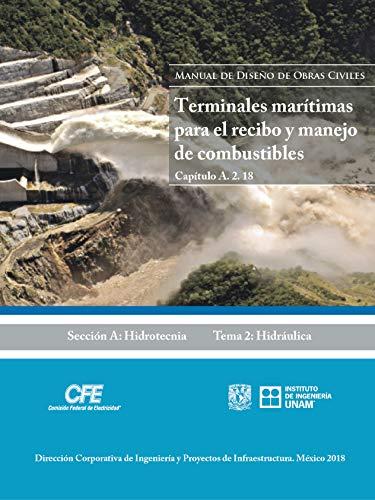 Manual de Diseño de Obras Civiles Cap. A.2.18 Terminales Marítimas para el Recibo y Manejo de Combustibles: Sección A: Hidrotecnia Tema 2: Hidráulica