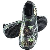 Nitehawk - Wasserdichte Neopren-Schuhe für Jagd & Angeln - Camouflage-Muster - zum Hineinschlüpfen...