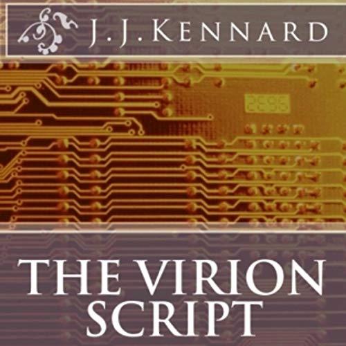 The Virion Script audiobook cover art