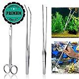 B-Creative - Kit de Herramientas para Acuario (Acero Inoxidable)