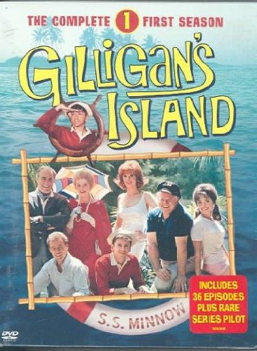 Gilligan's Island - The Complete First Season [RC 1]