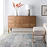 Safavieh Couture Home Lorna Rustic Oak 6-drawer Dresser