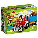 LEGO- Friends Duplo Ville Il Trattore, Multicolore, 10524