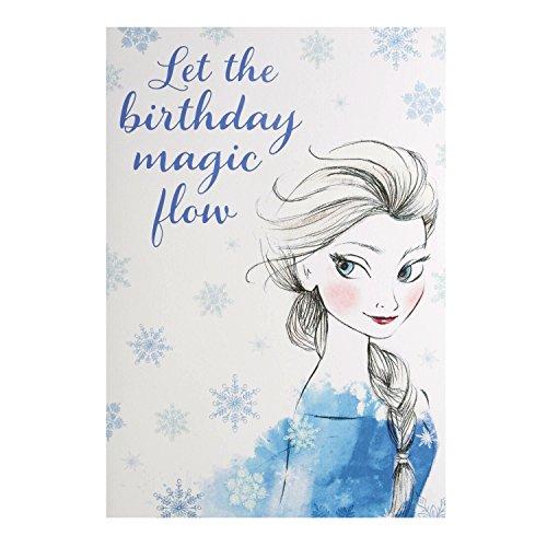 Hallmark Disney Frozen Geburtstag Karte