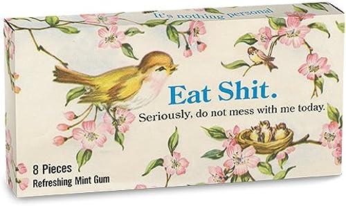 punto de venta en línea azul Q Q Q Gum - Eat Shit  Seleccione de las marcas más nuevas como