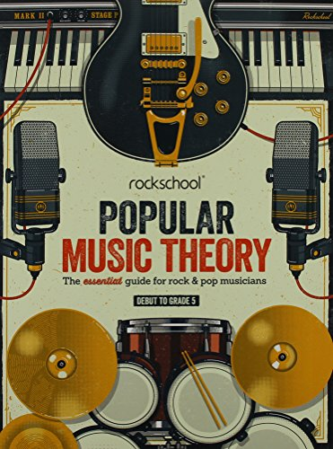 Popular Music Theory Guidebook Grades Debut to 5: Grades Debut-5