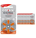 Rayovac 13 Extra 60x Advanced Hearing Aid...