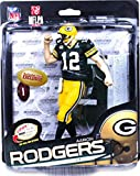 McFarlane Toys NFL Sports Picks Series 34 Collectors Club Exclusive Action Figure Aaron Rodgers (Green Bay Packers) Green Jersey by McFarlane Toys