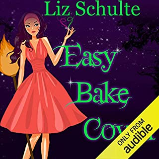 Easy Bake Coven audiobook cover art