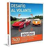 Smartbox - Caja Regalo para Hombres - Desafío al Volante - Caja Regalo para Hombres - 1 Experiencia de conducción en Circuito para 1 o 2 Personas