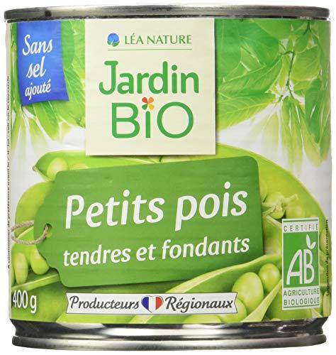 Jardin Bio Jb Guisantes Sin Sal Aðadida 400G 400G 300 g