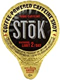 60 Shots of STOK Black Coffee Concentrate Additive Caffeine Energy