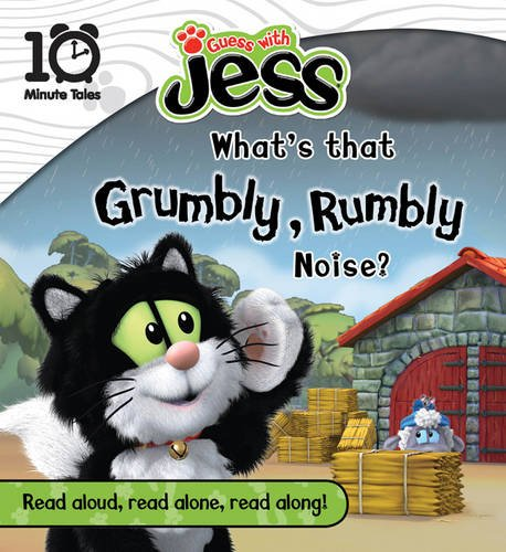 What's That Grumbly, Rumbly Noise?.