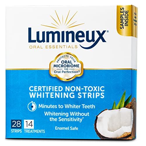 Oral Essentials Strisce Sbiancanti Per Denti Lumineux - 21 Trattamenti...