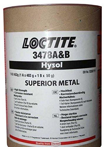 1359711LOCTITE EA 3478Superior Metall 453GM