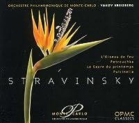 Stravinsky : L'Oiseau de feu, Pulcinella, Le Sacre du printemps, Petrouchka (2011-01-10)