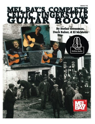 Complete Celtic Fingerstyle Guitar Book