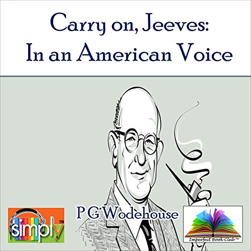 Carry On, Jeeves Titelbild
